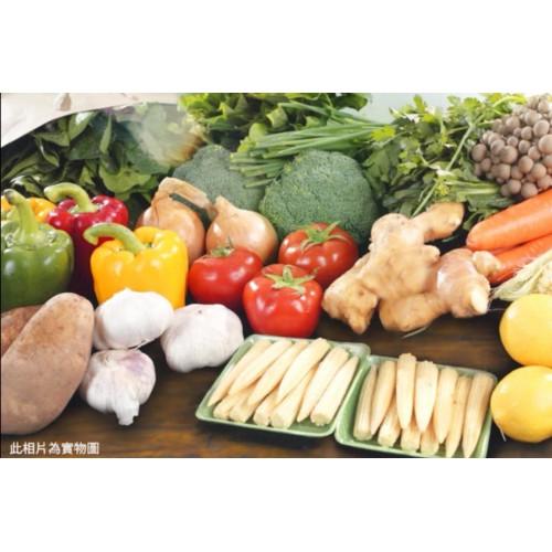 蔬菜懶人包
