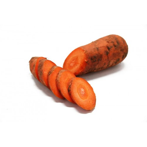 臺灣紅蘿蔔(約500g)